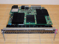 Cisco WS-X6748-GE-TX 48-Port GIGABIT Catalyst Switch Module + WS-F6700-DFC3A