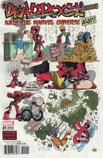 Deadpool Kills the Marvel Universe Again #1 Jay P Fosgitt 1:10 Variant 2017