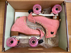 Moxi Roller Skate Lolly Strawberry Size 5 Reactor Neo (Women's 6-6.5)
