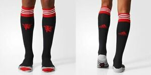 Adidas Official Manchester United FC Home Childrens Socks UK C13.5 K-2  Size 0