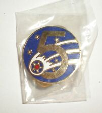 WWII USAAF 5TH AIR FORCE PIN - CURRENT PRODUCTION - GREAT FOR CAPS/JACKETS!