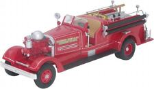 CORGI AHRENS-FOX 1947 PISTON PUMPER FIRE TRUCK MORRISTOWN NJ Ney Jersey FD