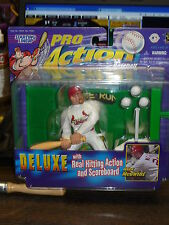 1998  MLB Kenner Starting Line-up Pro Action - Cardinals - Mark McGwire ,SEALED