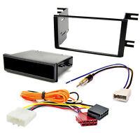 Autoradio Blende Adapter Kabel Set für Nissan Micra Note K13 March Versa ab 2013