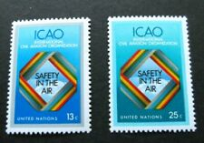 United Nations-1978-Set of 2-MNH