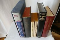 Lot 5 T. H. White Books: Making of the President, Breach, In Search of History +