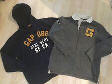 GAP KIDS: BEL ENSEMBLE POLO / GILET GARÇON TAILLE 8-9 ANS