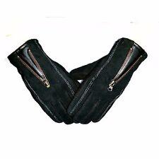 Uomo in pelle guanti pelle scamosciata Guanti Inverno Guanti Da Uomo XL Caldo
