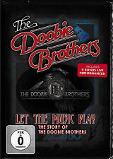 Doobie Brothers - Let The Music Play: The Story Of The Doobie Brothers -DVD- NEU