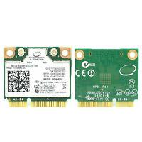 Dual Band Wireless Intel 7260HMW 867M BT4.0 802.11ac Mini PCI-E Wifi Card MY