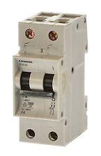 Siemens 5SX2510-6 B10 Sicherungsautomat T55 230V, 6KA, 1+N-POLIG