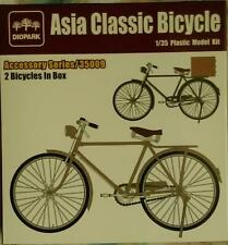 DIOPARK 1/35 Asia Classic Bicycle 2 set