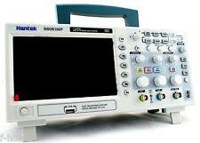 "Hantek DSO5102P Digital Oscilloscope 100MHz 1GHz  7"" TFT Compared TEK TDS2012"