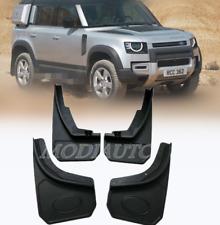 2020 FOR Land Rover Defender Splash Guards Mud Flaps Mud Guards Fender 4PCS
