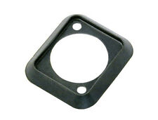 Neutrik D Series Panel Water/Dust Resistant Gasket, Black, SCDP-0
