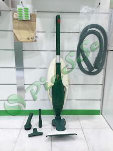 Aspirapolvere Vorwerk Folletto vk 131 spazzola con ruote Kit tubo Piesseonline