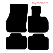 Mini Countryman F60 2017+ New Fully Tailored Car Floor Mats Black Checker Rubber
