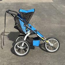 Bob Sport Utility Baby Jogger Jogging Stroller Single Seat Rain Cover Folding