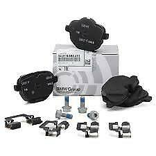Genuine BMW Brake Pads Rear 5 Series G30 X3 G01 X4 G02 X5 G05 X6 G06 34216885451