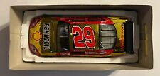 2007 #29 Kevin Harvick - SHELL - COLOR CHROME - 1/24th SCALE  #4358