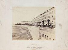 Miguel Aleo Photographe primitif à Nice France Vintage albumine ca 1860