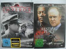 Drama Sammlung - Resting Place - Emperor - Rassismus Opfer in der Armee, Japan