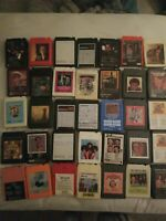 8 Track Tape Lot 35