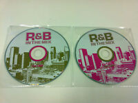 R&B in the Mix Various Artists 2 Disc Music CD Compilation Album 2009 DISCS ONLY