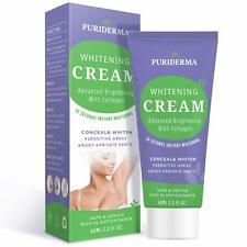 Puriderma All-Body Lightening Cream Vaginal Anal Bleach Whitening Cream 2 oz.