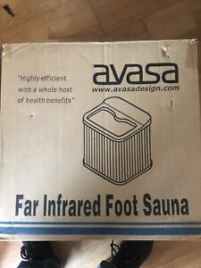 Abada Far Infrared Foot Sauna