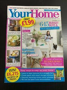 Your Home Magazine - November 2017
