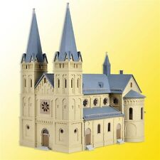 37025 Kibri N Gauge Kit of Cathedral Siegtal - NEW