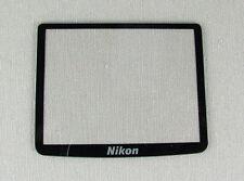Nikon D7000 TFT/LCD Window/Cover +Tape GENUINE PART NEW . 1K603-723