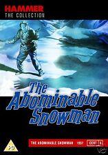 The Abominable Snowman [1957] (Dvd)~Hammer Horror~Forrest Tucker~Brand New