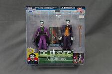 DC Origins Series 1 Joker Action Figure Set DC Direct Toys