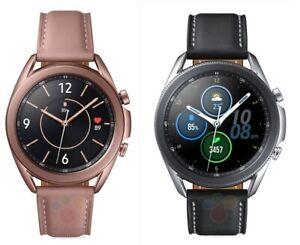Samsung Galaxy Watch 3 41mm Bluetooth - Mystic Silver Bronze R850 Watch3