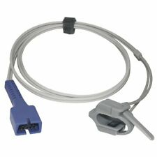 Neonatal Nellcor Oximax Compatible Spo2 Pulse Oximetry Finger Wrap 9 Pin 3ft