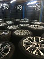 Reifenservice Winterreifen Reifen Montage 13 bis 18 Zoll 195 65 R15 / 205 55 R16