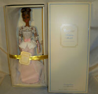 Barbie Fashion Model Collection AA Evening Gown Barbie Silkstone  Doll NRFB