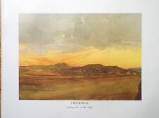 Golf Course Print PRESTWICK Facsimile Of Original1910 Painting
