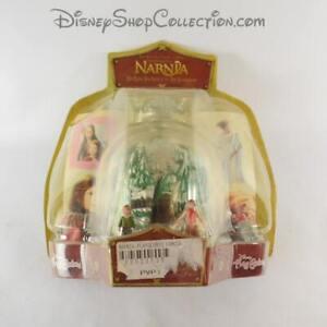 Playglobes figurine Narnia DISNEY FAMOSA Polly Pocket playset NEUF (VAVI)