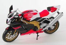 BLITZ VERSAND Aprilia RSV 1000R Factory Welly Motorrad Modell 1:10 NEU & OVP