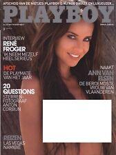 Dutch Playboy Magazine 2008-03 Myo Ling, Meike Schulte, Ann van Elsen ...