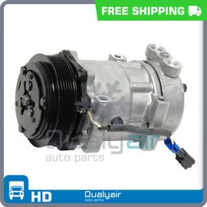 NEW AC Compressor fits Kenworth T800, W900/ Peterbilt 379, 387 - F696002122