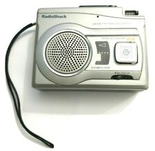 Radio Shack CTR-122 VOX Voice Activated RECORDER Microphone