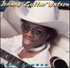 "Johnny ""Guitar"" Watson, Johnny Watson Guitar - Lone Ranger [New CD]"