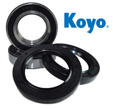 Suzuki LT-185 ATV Rear Wheel Bearing Kit 1984-1987 KOYO Made In Japan