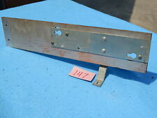 1947 Seeburg 147 Coin Mechanism Mounting Board Assembly F-401022