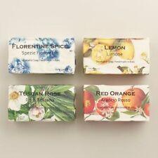 Alchimia 10.5oz Bar Soap Organic Italian
