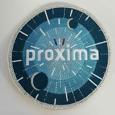 Official Proxima Thomas Pesquet patch CNES ESA ISS